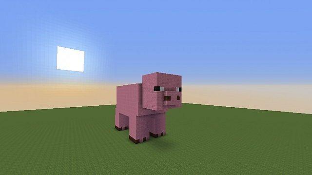 MCEdit schematics Minecraft Project on