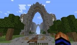 Awesome spawn Minecraft Map & Project