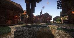 The fisherman's village Minecraft Map & Project