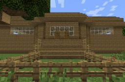 Here's a house - decorate it! :) Minecraft Map & Project