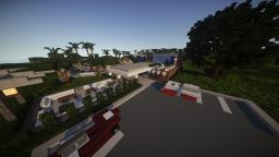 Modern Restaurant - The Decision Minecraft Map & Project