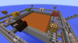 Land Mines Minecraft Map & Project