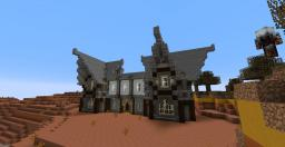 ChrisCraftSurvival Spawn Minecraft Project