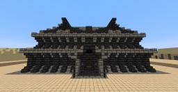 Epic Redstone Mansion Minecraft Map & Project