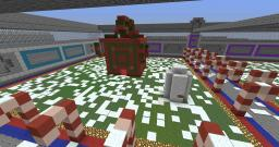 {RealMZ Prison CHRISTMAS Decor!} Minecraft Map & Project