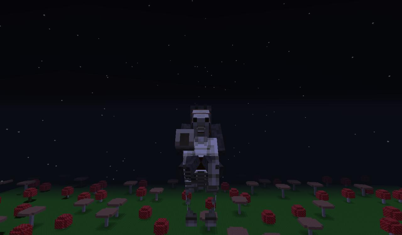 Flying Horse Minecraft Project