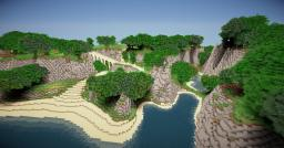Air Temple Island Minecraft Map & Project