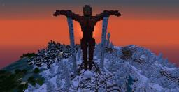 The Prisoner of the Ice Spires Minecraft Map & Project