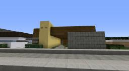 -Treacle-  A minimal home Minecraft Map & Project