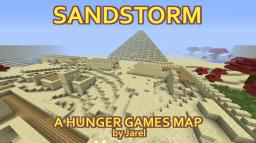Sandstorm map for Hunger Games Minecraft Map & Project