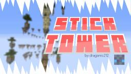 Stick Tower | Minecraft | Trailer | OUT NOW Minecraft Map & Project