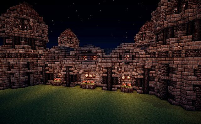 medieval mysterious library minecraft project. Black Bedroom Furniture Sets. Home Design Ideas