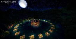 Minecraft Hunger Games S4 Moonlight Lake