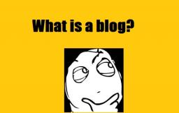 What Is A Blog? Minecraft Blog