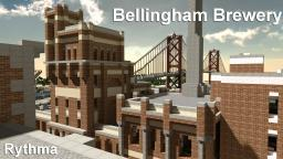 Chebucto City Series: Bellingham Brewery Minecraft