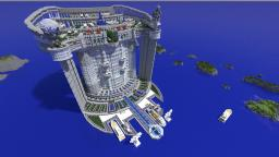 Skyscraper: TeamHouse Minecraft Map & Project