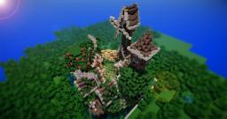 Fayhaven - Cephyr Plot Build Minecraft