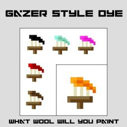 UPDATED Gazer v 0.5 16x - Minecraft Texture Pack Minecraft