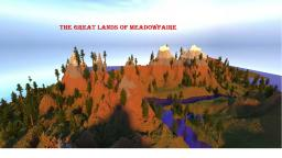 The Lands Of Meadowfaire Minecraft Map & Project