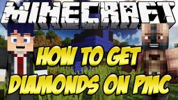 How to get loads of diamonds on Planetminecraft Minecraft