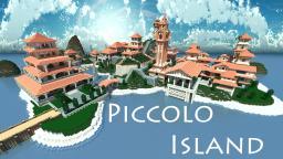Piccolo Island| Small Italian Style Island Minecraft Map & Project