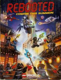 Ninjago Craft: Rebooted Minecraft Texture Pack