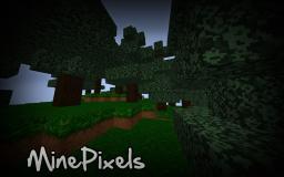 MinePixels v1.1 [1.7.4] Minecraft