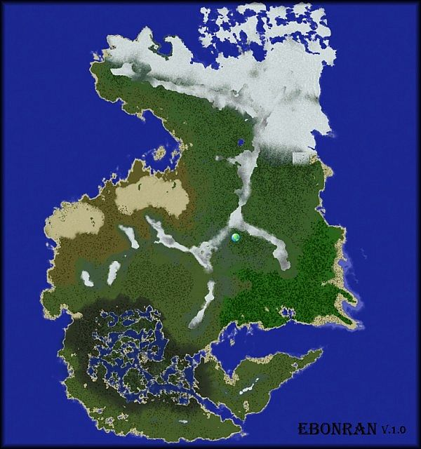 Ebonran custom world minecraft project ebonran custom map made in world painter gumiabroncs Images