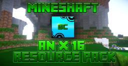 Mineshaft x16 pack Minecraft Texture Pack