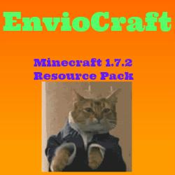 EnvioCraft - Simple Minecraft Texture Pack