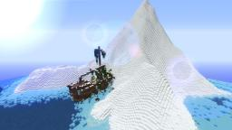 Stranded in Snow Minecraft