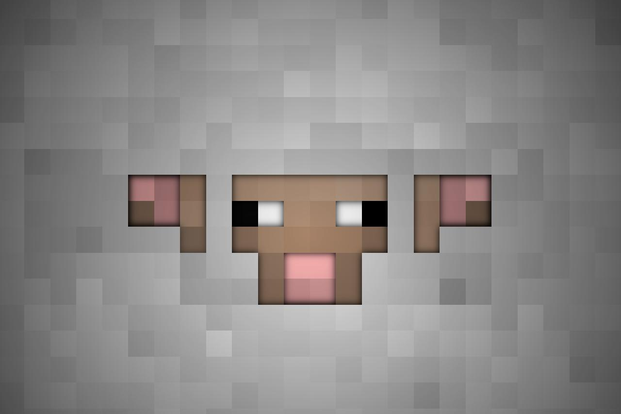 Most Inspiring Wallpaper Minecraft Wall - Sheep_6773583_lrg  You Should Have_30516.jpg