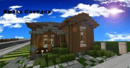 Small Cottage Minecraft Map & Project