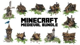 LemonFox's Medieval Bundle Minecraft Project