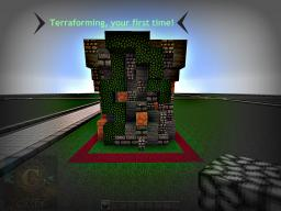 Hand Terraforming, A guide to success. Minecraft