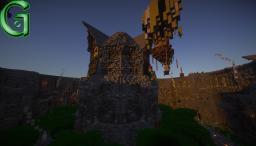 City of Elerin Minecraft Map & Project