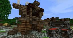 Barthagon´s Medieval wagon [Pack] Minecraft Map & Project