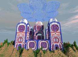 Unnamed Temple Minecraft Map & Project