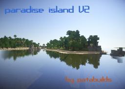 Paradise Island V2 Minecraft Map & Project