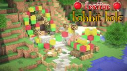 FESTIVE HOBBIT HOLE - Merry Bloomin' Christmas! Minecraft Project