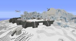 Star Wars Rebel Hoth Base by Ghostmod Minecraft