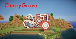 CherryGrove Modern Mansion Minecraft Project