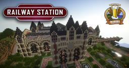 Railway Station #1 [Map 7] [Fairdown] Minecraft