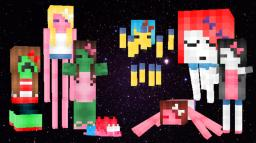 Fashionable Mobs Minecraft Texture Pack