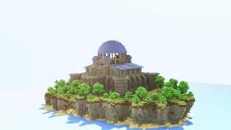 Terren temple Minecraft Project