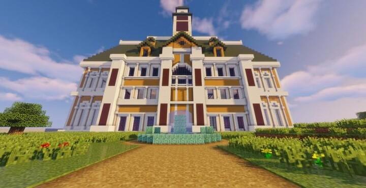 Joestar Mansion Build