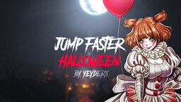 👻 JUMP FASTER HALLOWEEN 👻 Minecraft Map & Project
