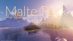 Malte Pack 1.16 [3D] Minecraft Texture Pack