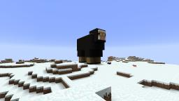 11th December - Sheep Statue Minecraft Map & Project