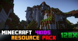 [1.7.10][128x]Minecraft 4Kids Revived Minecraft